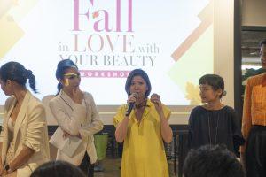 Chị Rei Nguyễn, nhà sáng lập NOTE - The Scent Lab chia sẻ về cách chọn mùi hương
